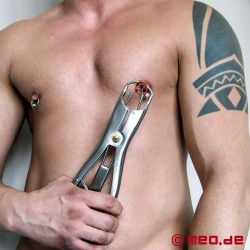 Caspar: Kit Elastrator per stimolazione dei capezzoli di MEO