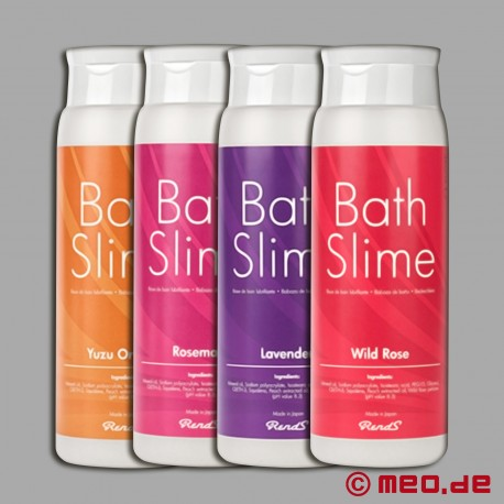 """Bain visqueux pervers """"BATH SLIME"""""""