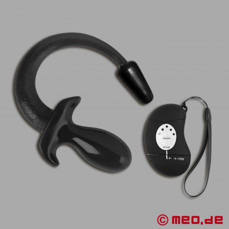 Wireless Vibrating Remote Puppy Plug