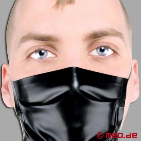 Masque facial en latex