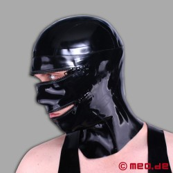 Posture-Latexmaske BDSM Kaputze