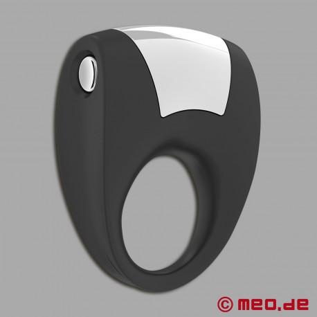 OVO B8 VIBRATING RING BLACK