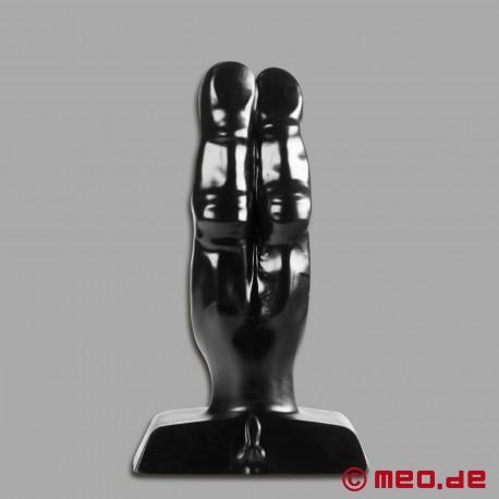FUCK&PLAY : ZWEI Finger im Po Buttplug - Analplug
