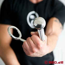 Ass Lock Cockring mit Analdehner