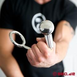 Ass Lock with Rosebud Stretcher