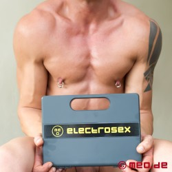 E-Stim Unit - SexBox - THE ORGASM MACHINE