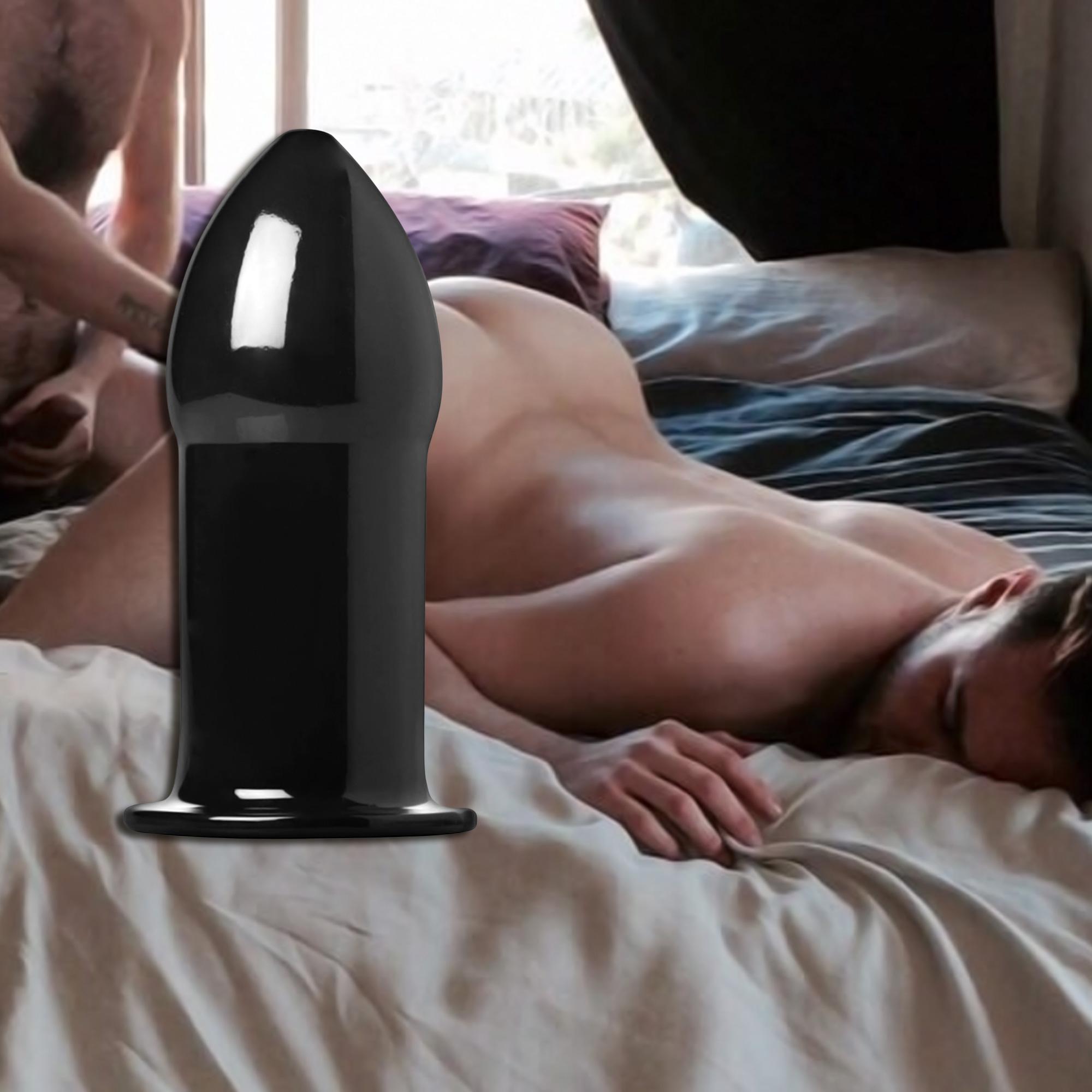 Erotic anal stretching stories