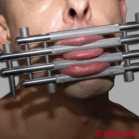 Silentium « pince-langue » / « pince-lèvres »