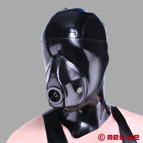 Masque avec ballon de ventilation
