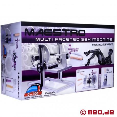 PORTAFUCK 9000 machine à baiser