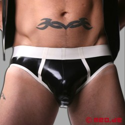 MEO®'s Classic Latex Briefs