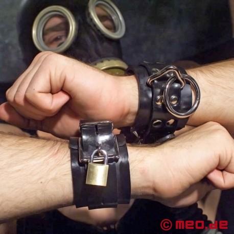 Rubber Wrist Restraints