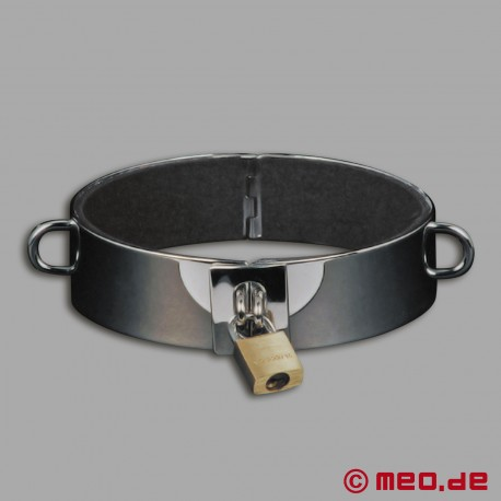 Schmuckhalsband mit D-Ring