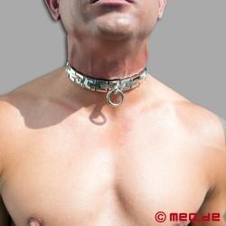 Lockable Steel Neck Collar