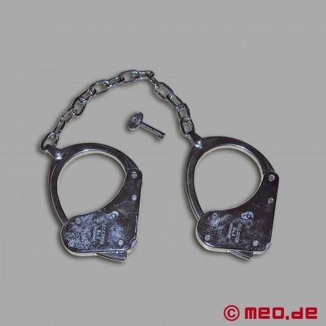 Clejuso Polizei Fußfesseln No. 8