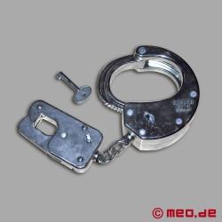 Clejuso Nr. 17 Polizei Handschellen mit Anker