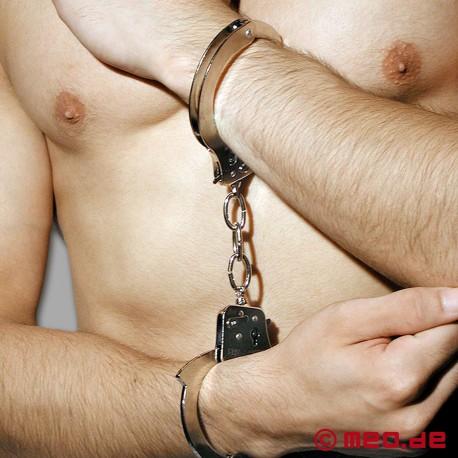 Handcuffs – hard as steel