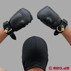 "Lockable, padded Fist Mitts ""San Francisco"""