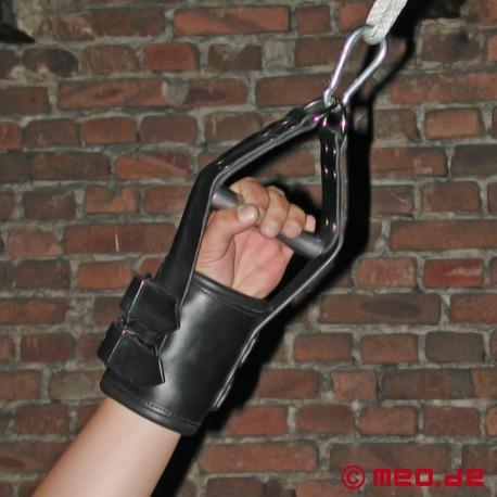 Lien de suspension pour mains avec poignée