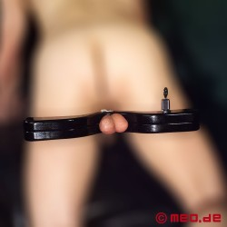 Lockable Humbler Electro Sex