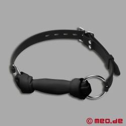 Lockable Dog Bone Gag - Bad Puppy