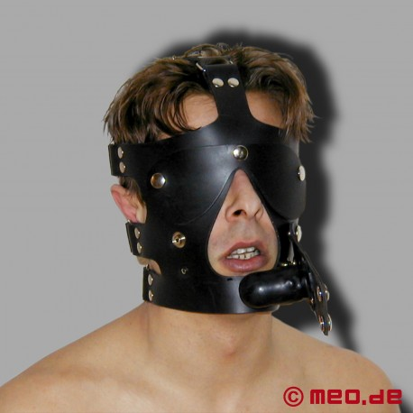 Kopf-Harness mit Knebel
