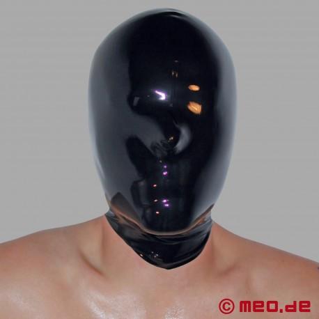in latex gefesselt extra starker vibrator