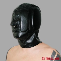 Deprivation Bondage Ledermaske