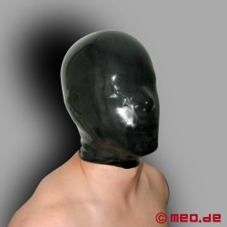 Latex masks for rubber slaves