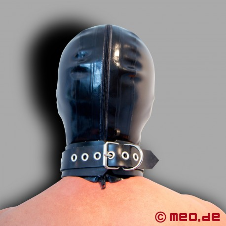 Latex Maske - MEO black