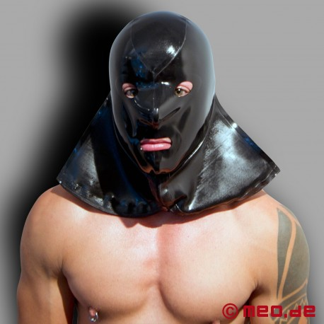 Latex Isolation Mask
