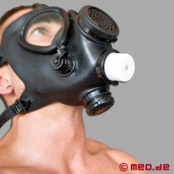Gas Mask Air Reducer