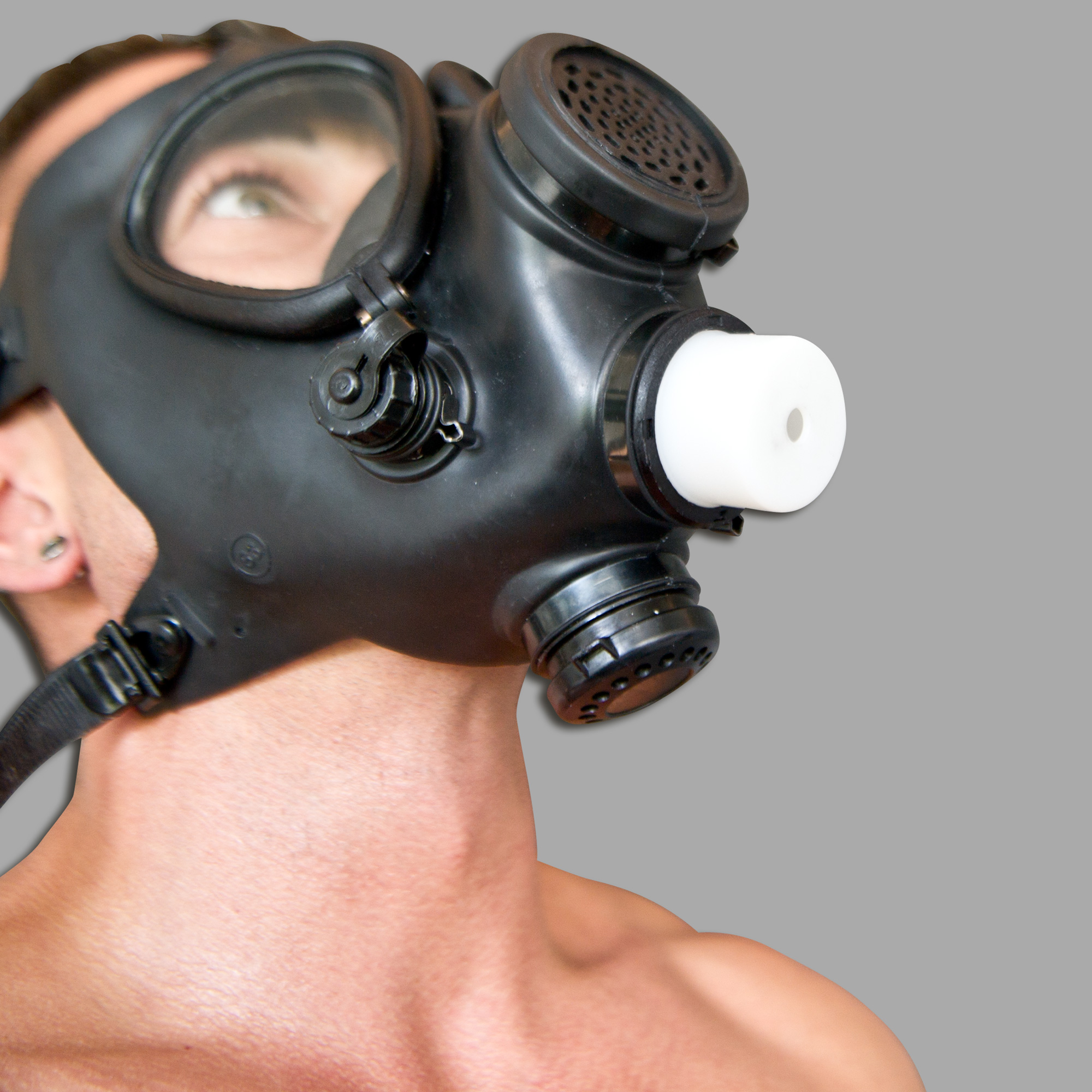 Gas Mask Bdsm