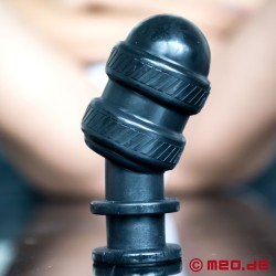 Anal Lock Big Lever Plug - Buttplug / Analplug