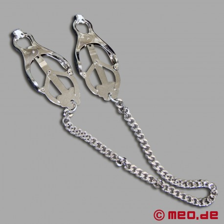 Japanese Clover Nipple Clamps