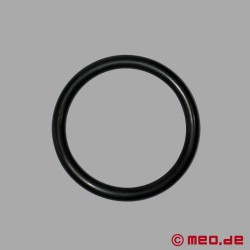 Black Steel Cock Ring