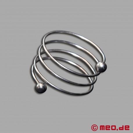 CAZZOMEO's Twister Cock Ring