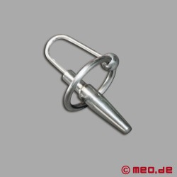 Little Fucker Penis Plug avec anneau de gland