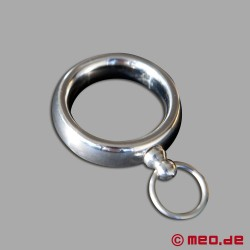 Bondage Cockring mit Ring