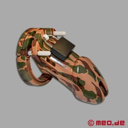 CB-6000 Chastity Belt - MILITARY