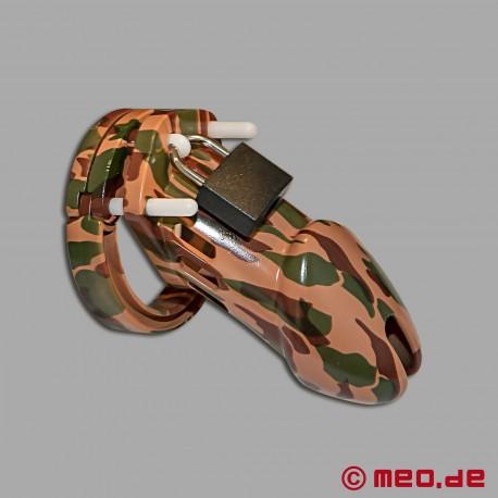 CB-6000 Chastity Belt - MILITARY