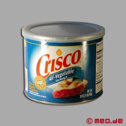 Crisco Ass Fisting Lube