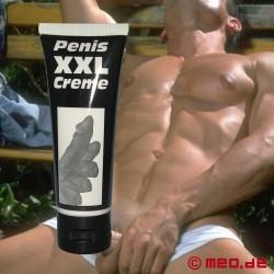 penis xxl creme sexiga toppar