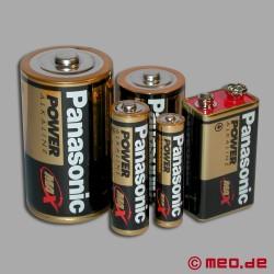 Batterie / Pile: Mono (LR 20)
