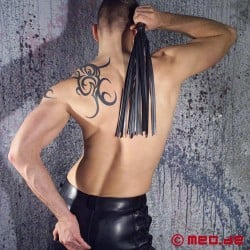 Thick Rubber Cord Whip