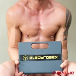 E-Stim Komplett-Set ''Elektrosex''