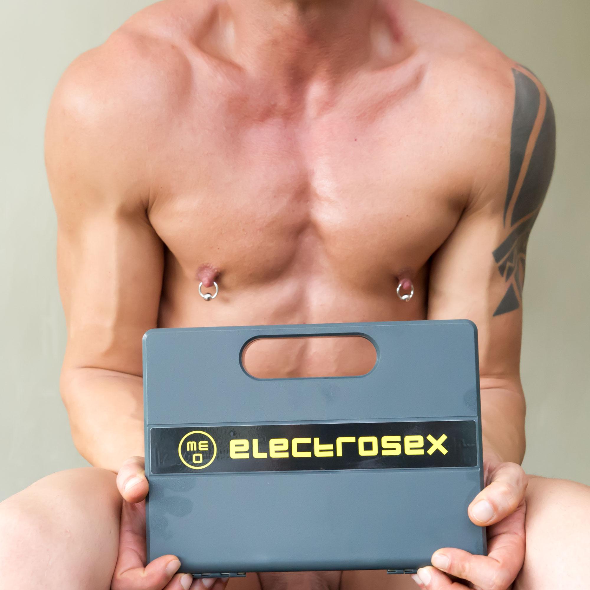 Electrostim during sex