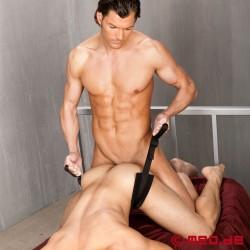 Fuck Strap - Doggy Style Belt