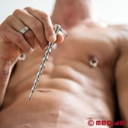 "Cock Stuffer ""Urethra Training Stick"" Penis Plug"