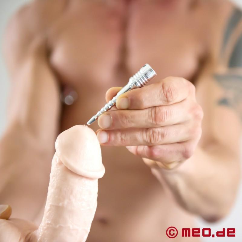 schamlippen nadeln penis plug dilator